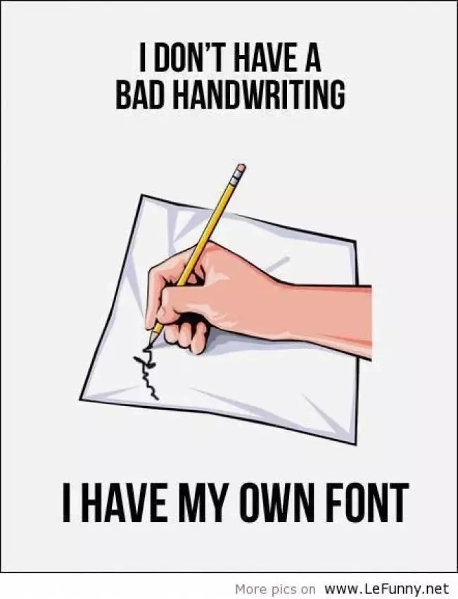 Handwriting can reflect character. Learn what yours reveals