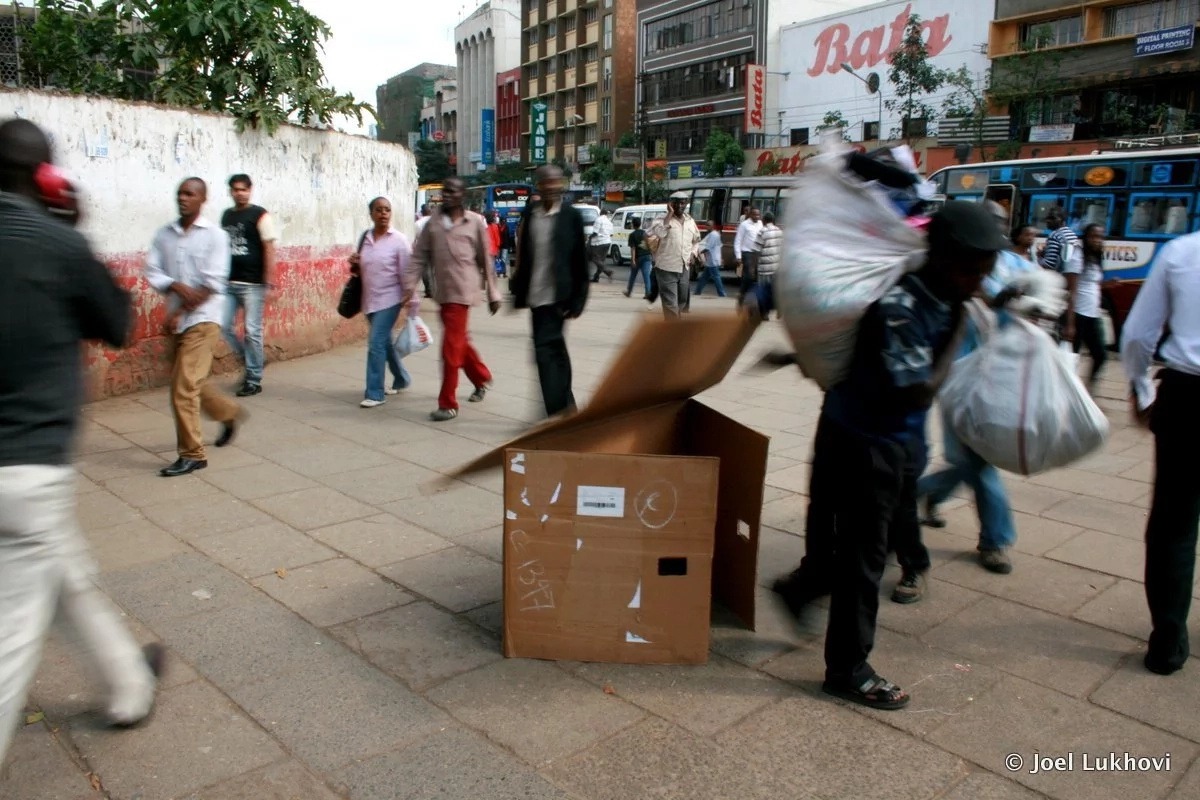 Hawkers will be allowed to operate freely in Nairobi's CBD if new bill is passed