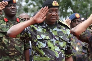 President Uhuru Kenyatta makes important changes at KDF