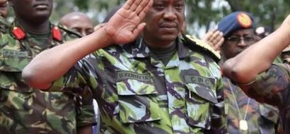 President Uhuru Kenyatta makes important changes at KDF