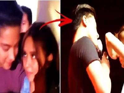 Nakakakilig naman! Watch Daniel Padilla & Kathryn Bernardo's 'tampuhan' moments!