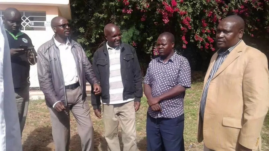 Baringo arrests