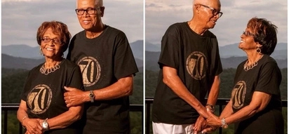 True love lives here! These grandparents have been married for an incredible 70 years