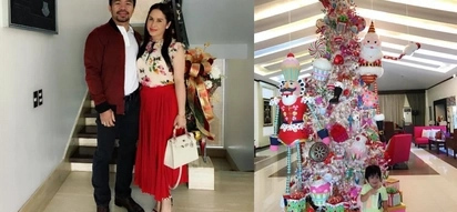 Merry family! Christmas spirit in Pacquiao mansions is a total knockout