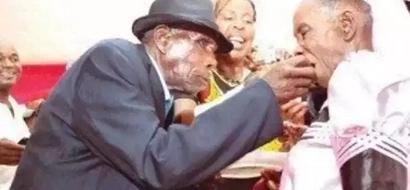 Bwana Harusi aliyefanya harusi akiwa na miaka 98 afariki