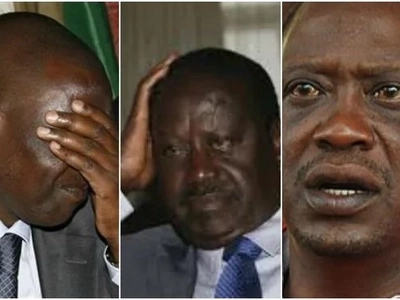 Raila reports Uhuru's rigging plan to Kenya's colonial masters