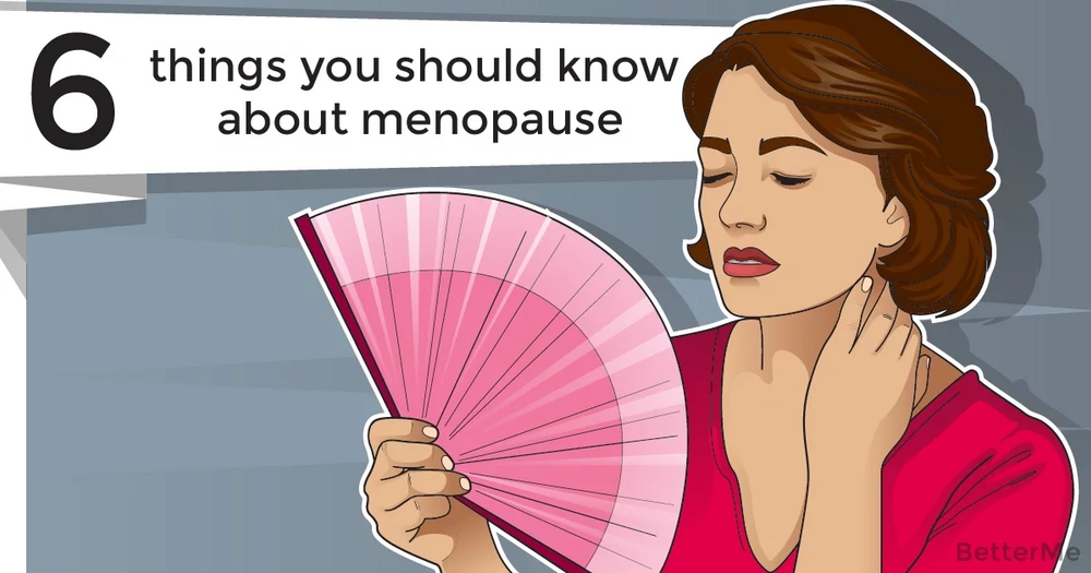 6 things you should know about menopause