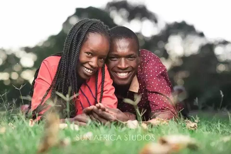 Maharusi waliotumia shilingi 100 kwa sherehe yao wanatarajia mtoto wao wa kwanza