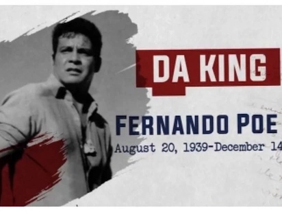 Isang simpleng pag-alala: Family, friends, fans remember FPJ on 13th death anniversary