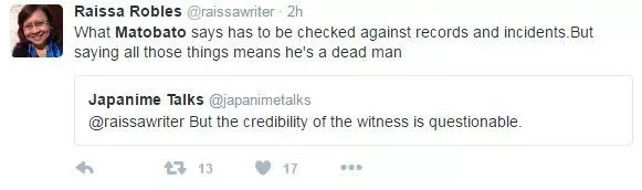 Netizens react to Duterte's links to Davao Death Squad