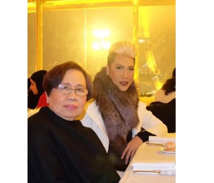 Awra and Vice Ganda Also Showed the World How Much They Love Their Mothers #HappyMothersDay