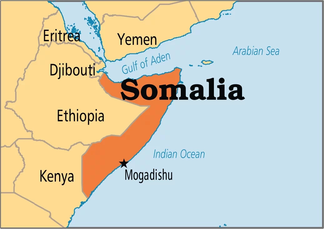 Somali al Shabaab launches suicide attack in Mogadishu