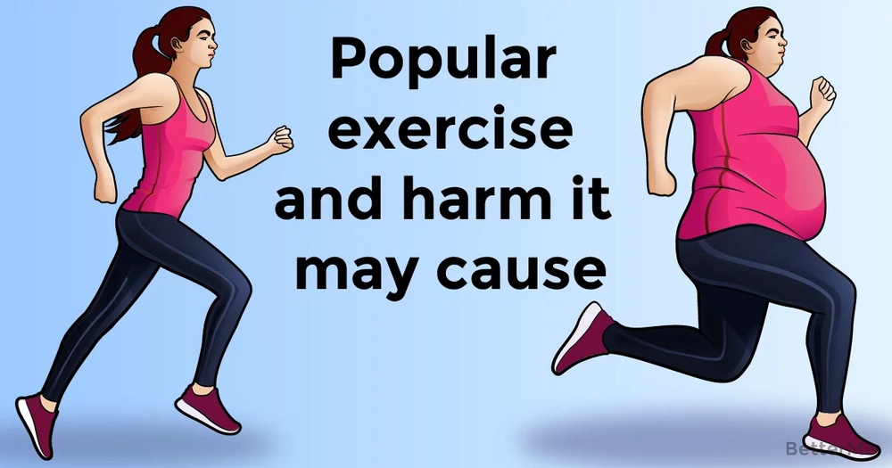 Popular exercise can accelerate aging and cause weight-gain for women over 40 years old