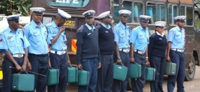 Blow to traffic police officers who own matatus