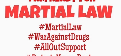 Netizen asks Duterte to declare martial law; this is what she got