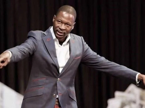 Preacher Emmanuel Makandiwa