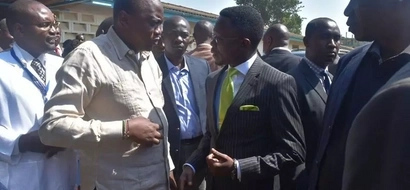 Huu ndio ujumbe wa Ababu Namwamba uliowakera wafuasi wa Rais Uhuru