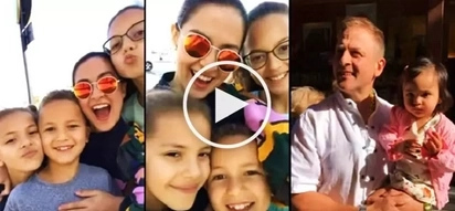 Watch Marian Rivera bond with her half-siblings in Spain while her daddy play with baby Zia! Their sweet video will surely touch your heart!