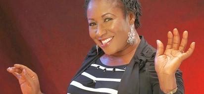 Muigizaji tajika wa Nollywood Patience Ozokwo -  almaarufu Mama G - apata mjukuu wa 16 (picha)