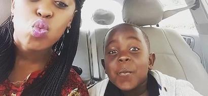 Unajua ni kwanini Lilian Muli hupenda mtindo huu wa nywele? (picha)
