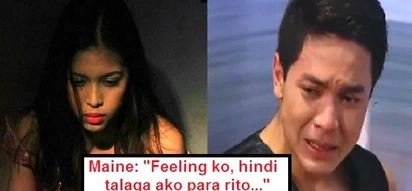 Maine Mendoza opens up about her 'unsuccessful' teleserye with Alden Richards: 'Feeling ko, hindi talaga ako para rito'