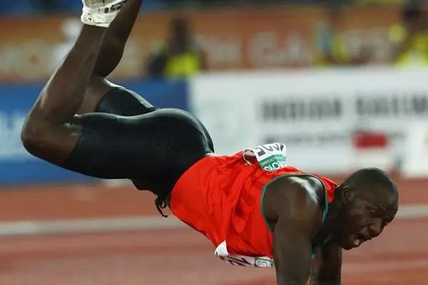 World champions Yego and Rudisha to lead fields at Stockholm