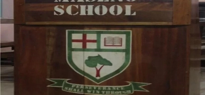 Two gay secondary school students caught having sex in toilet
