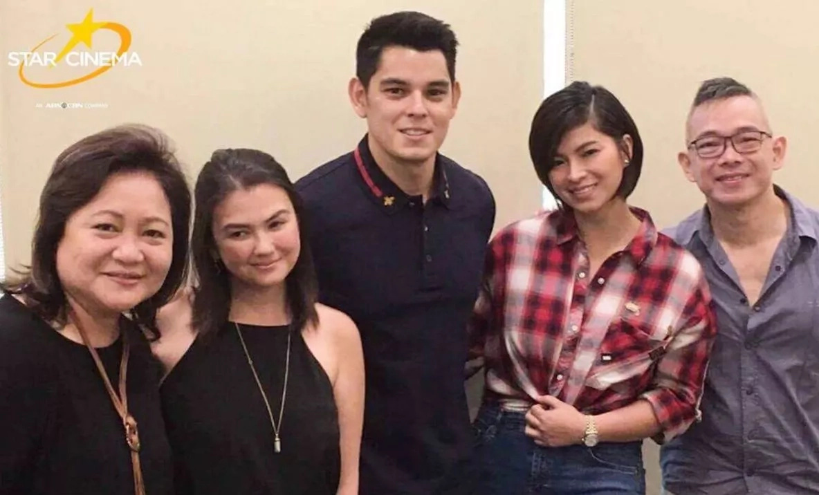 Wow! Angel Locsin, Richard Gutierrez with Angelika Panganiban to do a Movie for Star Cinema