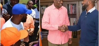 Joho meets with Migori governor a day after the 'assassination' attempt