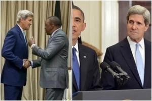Huu ndio ujumbe maalum kutoka Marekani unaowaelekea Rais Uhuru na Raila Odinga