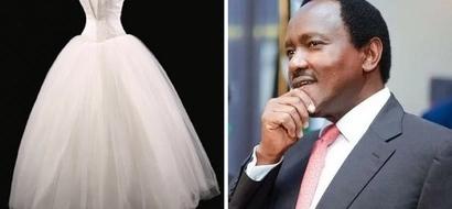Kalonzo ni kama mke wangu- Johnstone Muthama