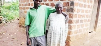 70-year-old woman claims she is PREGNANT from her young lover (photos)