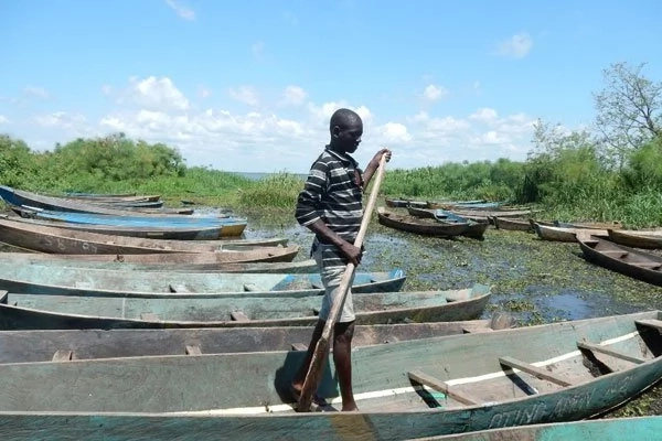 Over 1,000 children have quit school to fish in Lake Kyoga
