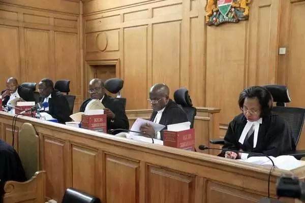 IEBC accept Court of Appeal ruling of constituency tallies