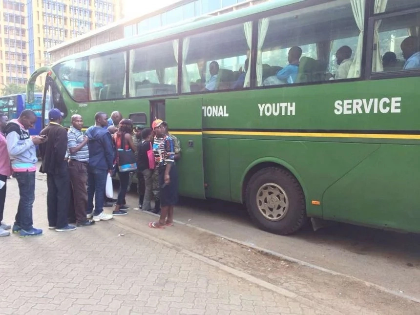 5 touts arrested for attempting to block NYS buses in Kawangware