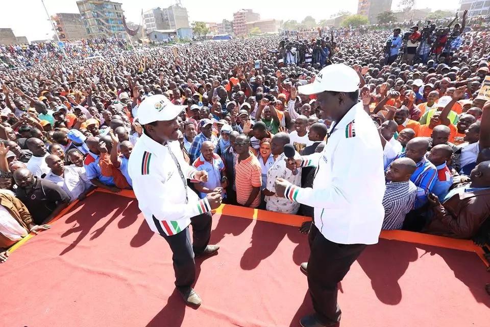 3 MAJOR pledges NASA have made during their rally in Huruma