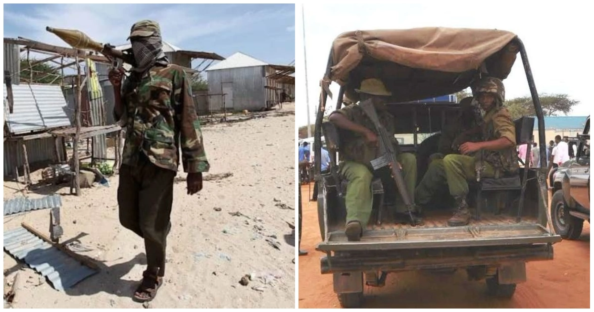Five police officers killed as Al Shabaab hits hard