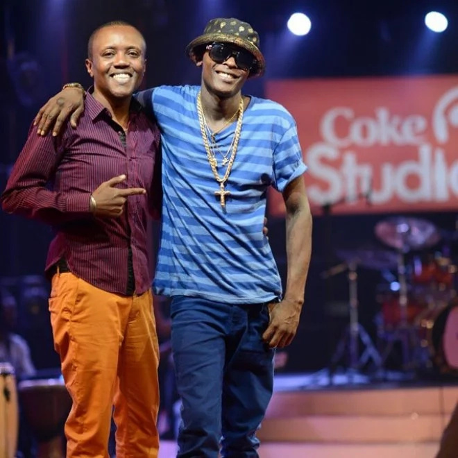 Maina Kageni loves Jose Chameleone but many don't know the story behind their tight love