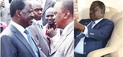 Is Uhuru Kenyatta training the Army and other security organs to help him cling to power?