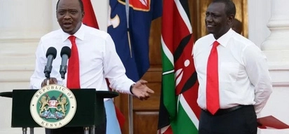 Uhuru's Jubilee confirms paying controversial British data firm for its 2013/2017 victories