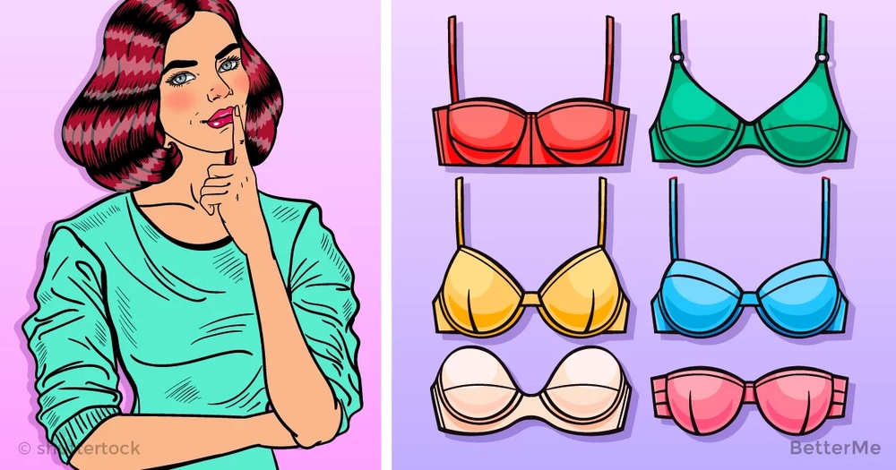 6 kind of bras you should have in your wardrobe