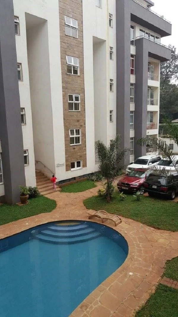 Photos of the lavish KSh 150K apartments that Oliech has allegedly failed to pay rent