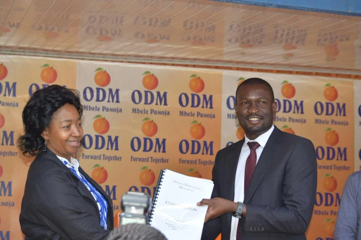 Uhuru should take personal responsibility for the looting happening under his nose - ODM