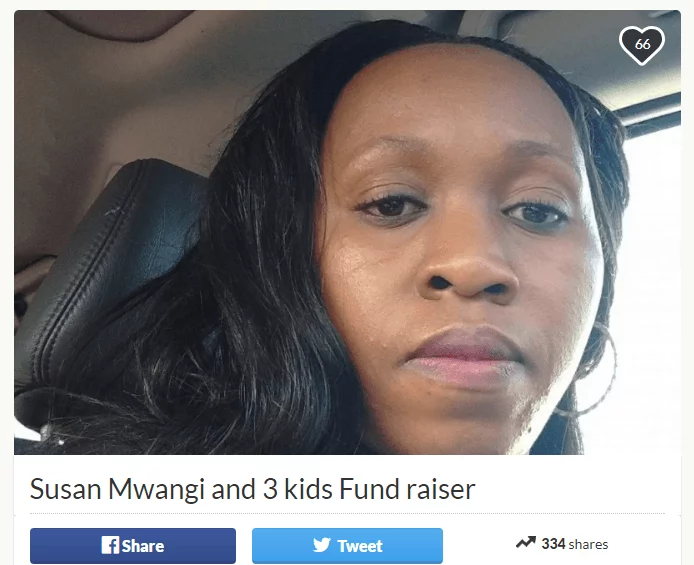 Husband tricked his Kenyan wife and 3 kids they were going for vacation, then abandoned them