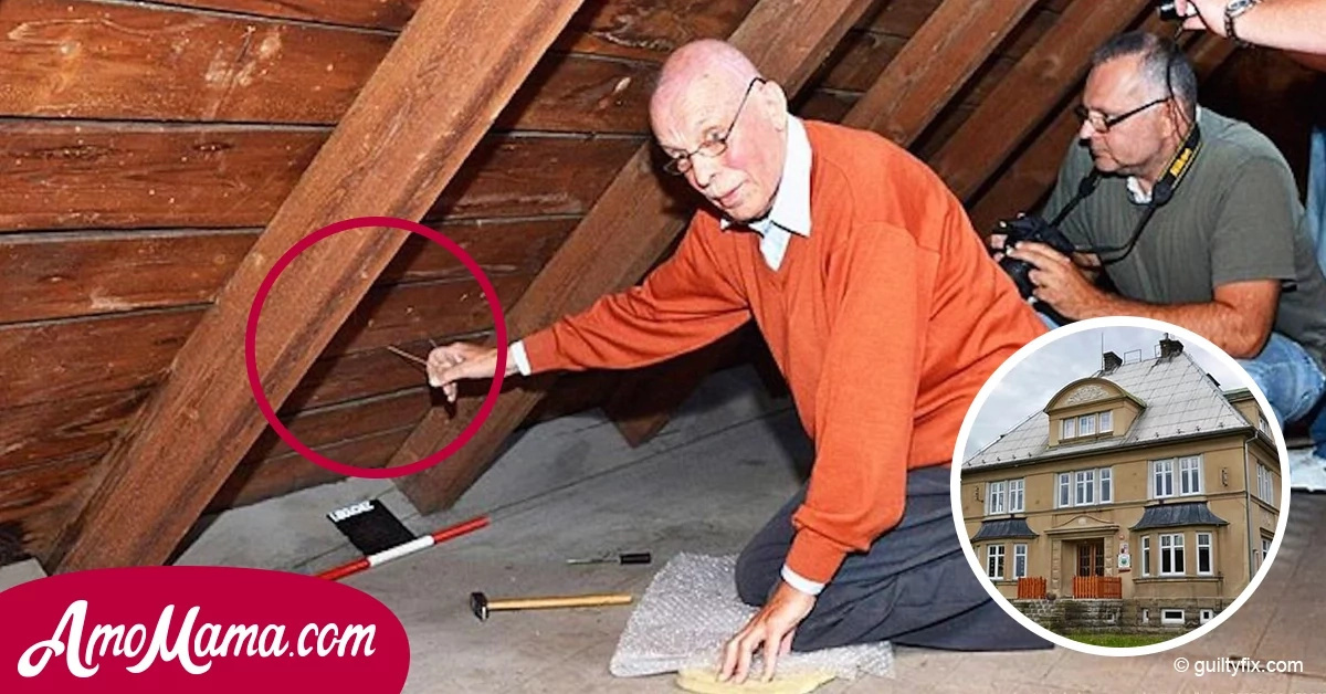 Old Man Found A Hidden Room In His Family's Attic. He Wasn't Prepared For The Things Hidden Inside