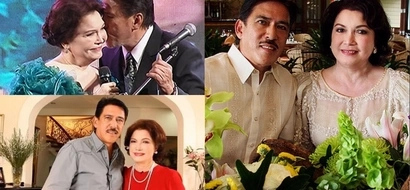Tito Sotto gives us relationship goals with his 47 years of marriage with Helen Gamboa