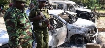 Wanamgambo wa al-Shabaab washambulia kituo cha polis