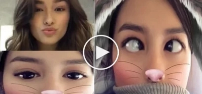 Netizens crushed hard on new Liza Soberano cutest selfie ever