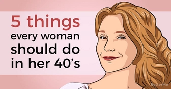 Every woman should do these 5 things in her 40's