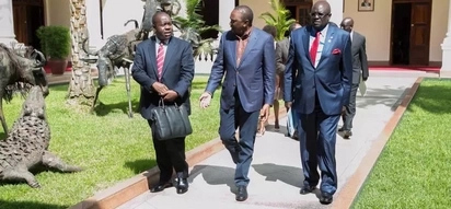 I am humbled by the faith and trust he has bestowed upon me - Fred Matiang'i thanks and praises Uhuru for new appointment